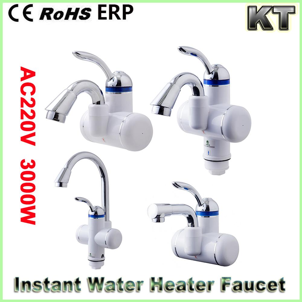 Küche Wc Elektrischer Durchlauferhitzer Wasserhahn Sofortiger ...