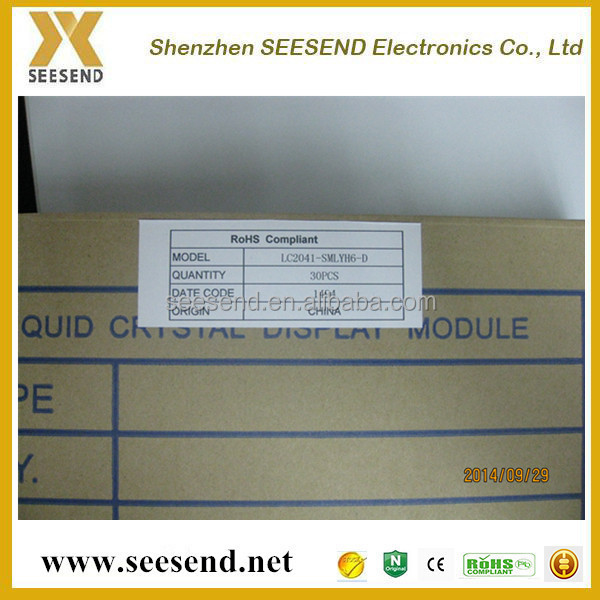 Lc2041-lysmlyh6-dlcdmodule20*4charcter