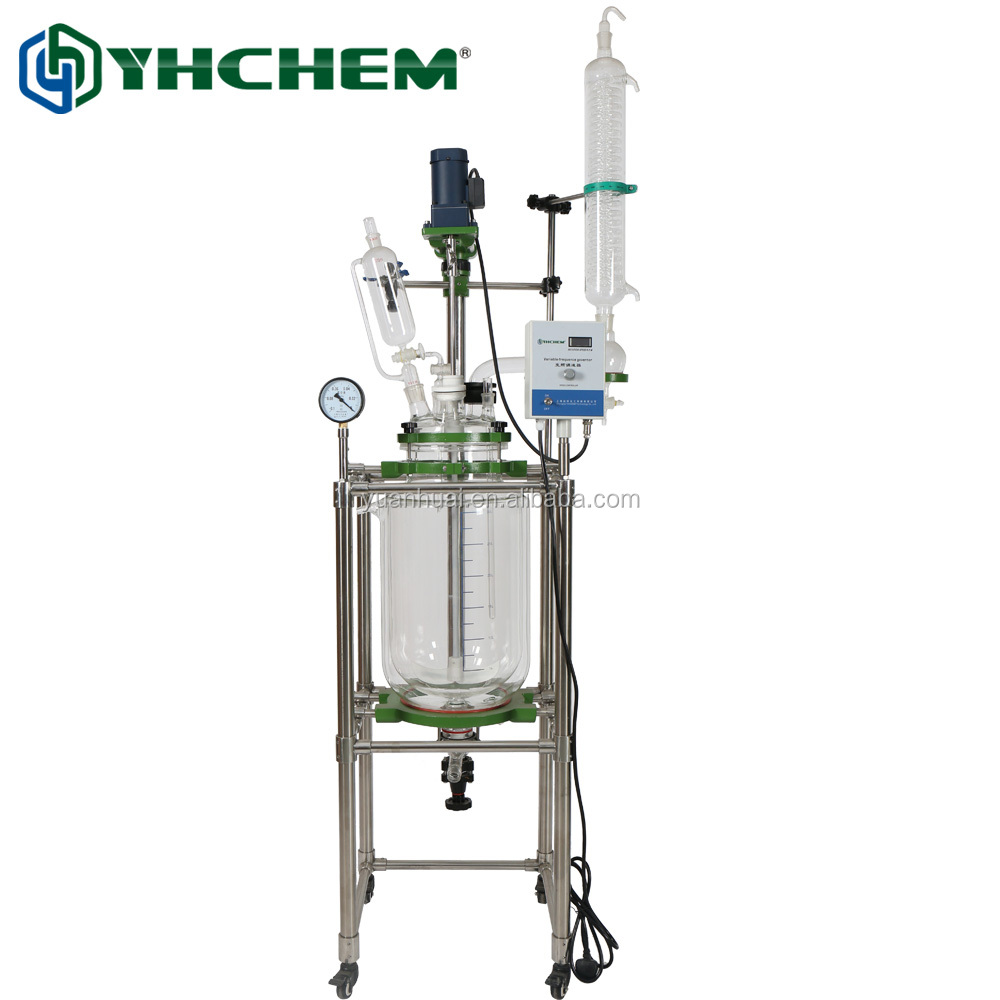 Most popular all sizes quartz reactor in China