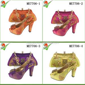 Fuchsia Pink Lady Italian Shoe And Bag Wholesale 8798da67eeba