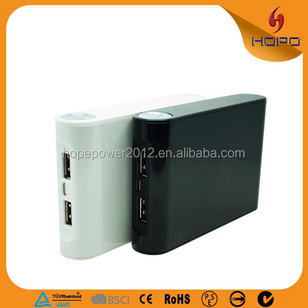 Usb power bank portable 10400mah usb power bank 8000mah mini power bank for Philips Nokia Blackberry