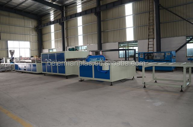 China Origin High Quality 1220mm PVC/WPC panel/board extrusion machine for sale