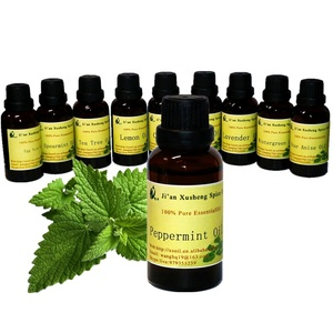 GMP Medical Grade Organic Essential Oil Peppermint For Room Cleaning