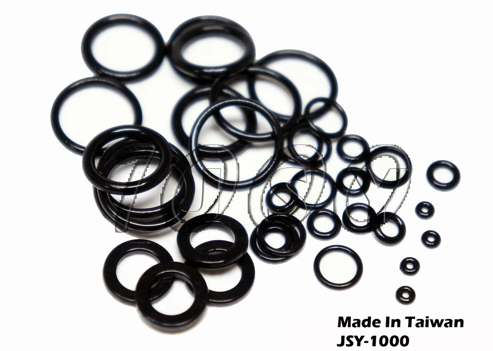 Viton Heat Resistant Brown O-rings  Size 219 Price for 2 pcs
