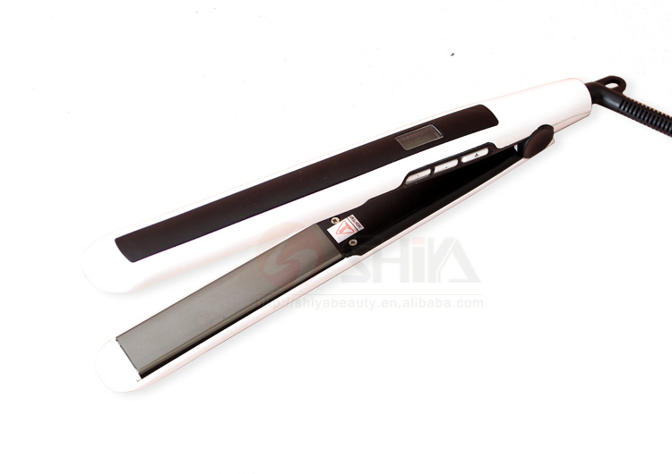 Digital LCD Or LED Anti Static Ceramic Sleek Smooth Slim Flat Iron 10 Best Hair Straighteners 1 Inch