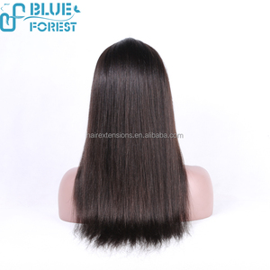 100% silk base human hair wig bangkok dreadlocks wig lace front wig vendors