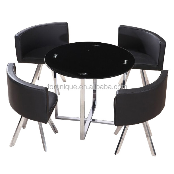 Hideaway Dining Table And Chair Set Hideaway Dining Table And