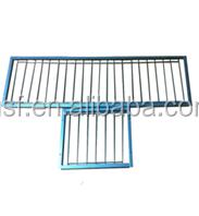 metal door put on pigeon cageT-trap for pigeon door
