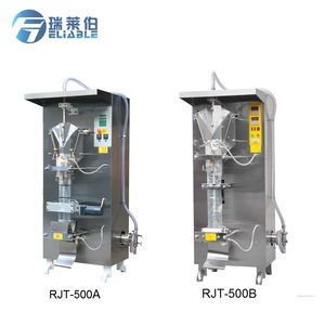 Small Sachet Juice Packaging Machine For Liquid Bag Filling Machine