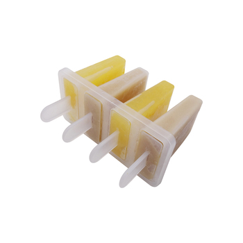 Amazon Best Seller Classic Reusable BPA Free Ice Pop Molds With Sticks