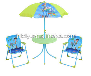 Toystory Kids Patio Set/ Kids Outdoor Furniture/table And Chairs Set