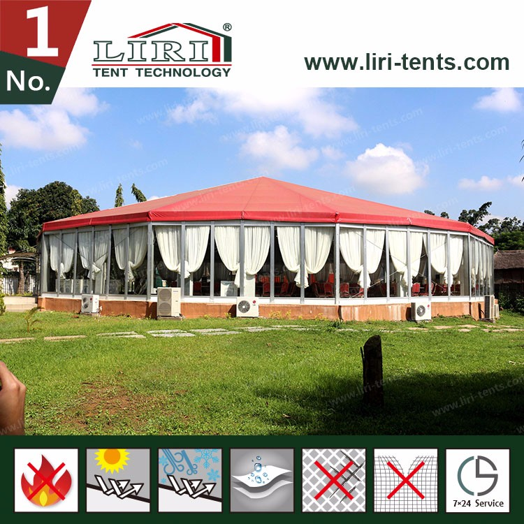 Outdoor Resort Tent For Tourist Attraction