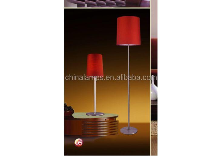 Saso Living Room Decorative Standing Light Brass Floor Lamp Stand ...