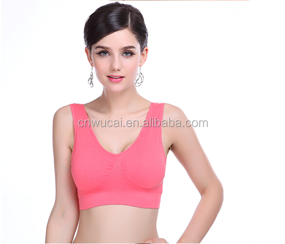 2015 New Year Gift For Wife Sexy Seamless Underwear Seamless Bra ...
