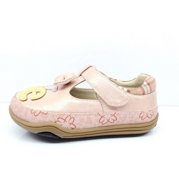 Kids Girl Fashion Casual & Sports Shoes, PU Material and Genuine Leather