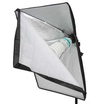 Hot selling good quality 40*40cm 50*50cm 60*60cm 50*70cm flash lighting light softbox