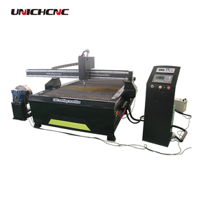 High steady cnc plasma and steel cutting machine for sheet metal industry