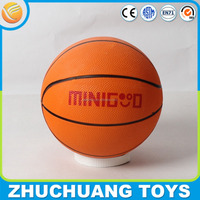 size 2 rubber kids basketball balloons