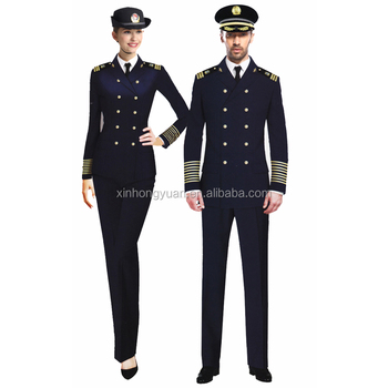 high quality ladies and mens security guard uniforms, View design security  guard uniform, XHY Product Details from Shenzhen Xinhongyuan Fashion Dress