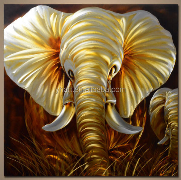 China Wall Art Elephant, China Wall Art Elephant Manufacturers and ...