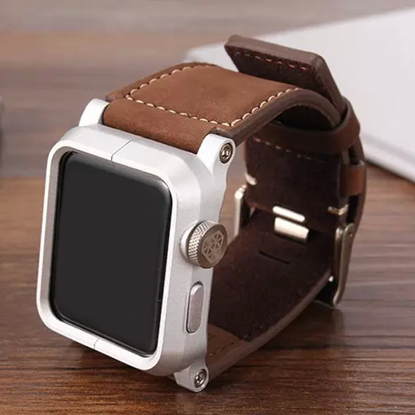 High quality for apple watch band, for apple watch Genuine leather band