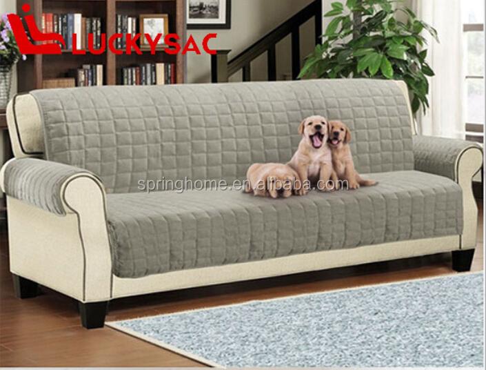 Copridivano Per Divano Reclinabile : Nuovo prodotto trapuntato divano in tessuto di copertura