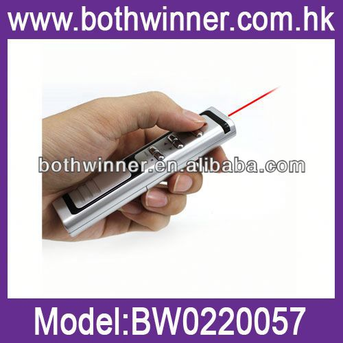 BW010 Smart usb wireless ppt presenter