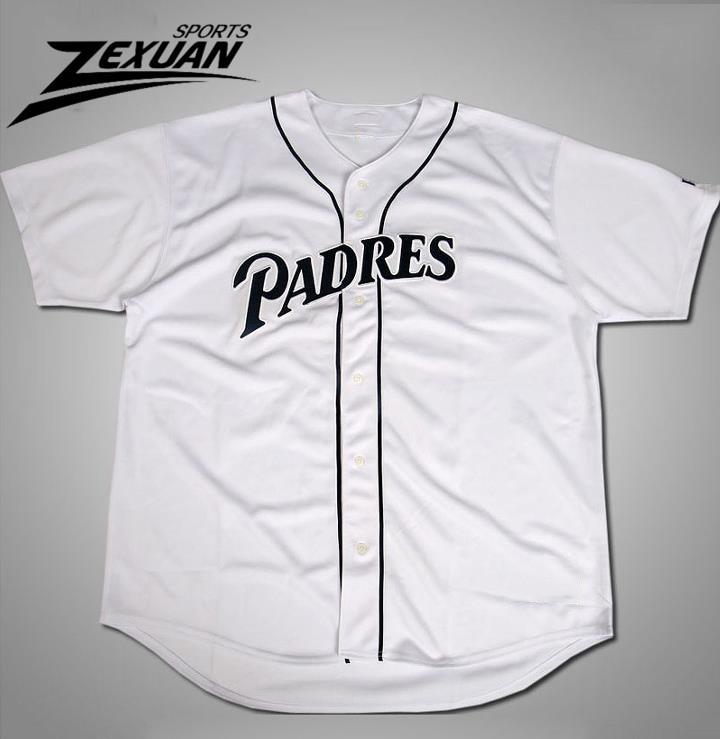 more photos 2d47b 4fd9b Plain Blank Baseball Jerseys Wholesale, Baseball Jersey ...
