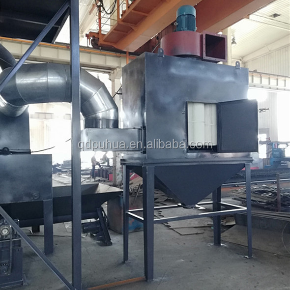 Baghouse Xung Dust Collector/Túi Lọc/Bụi Remover