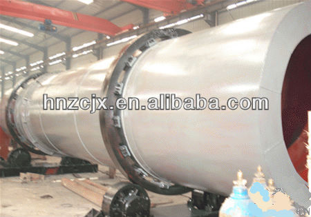 2012 new type electric Rotary Kiln for cement