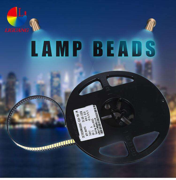 Yüksek parlaklık 1 Watt 6 V/9 V/18 V Özelleştirilebilir SMD adreslenebilir 3030 2835 led çip