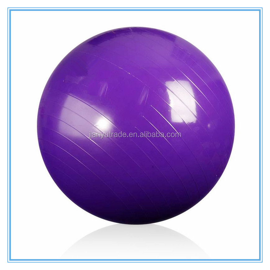 custom color eco friendly gym ball