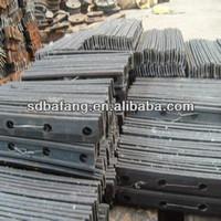 QU80 railway clamp plate/railway maintenace tools