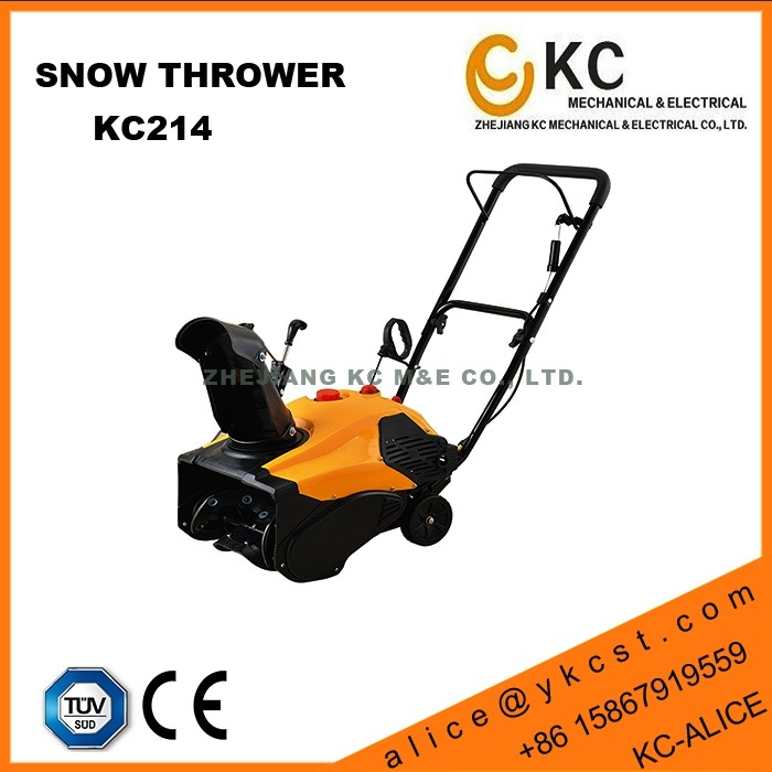 Factory garden hand mini snow plow