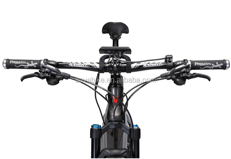 Nueva llegada energía verde bicicleta eléctrica Marco de fibra de ...