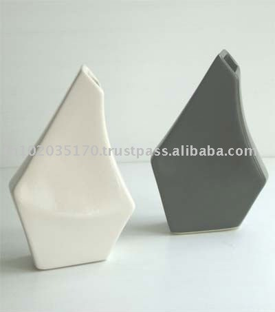 Angular Ceramic Vase-VS-227