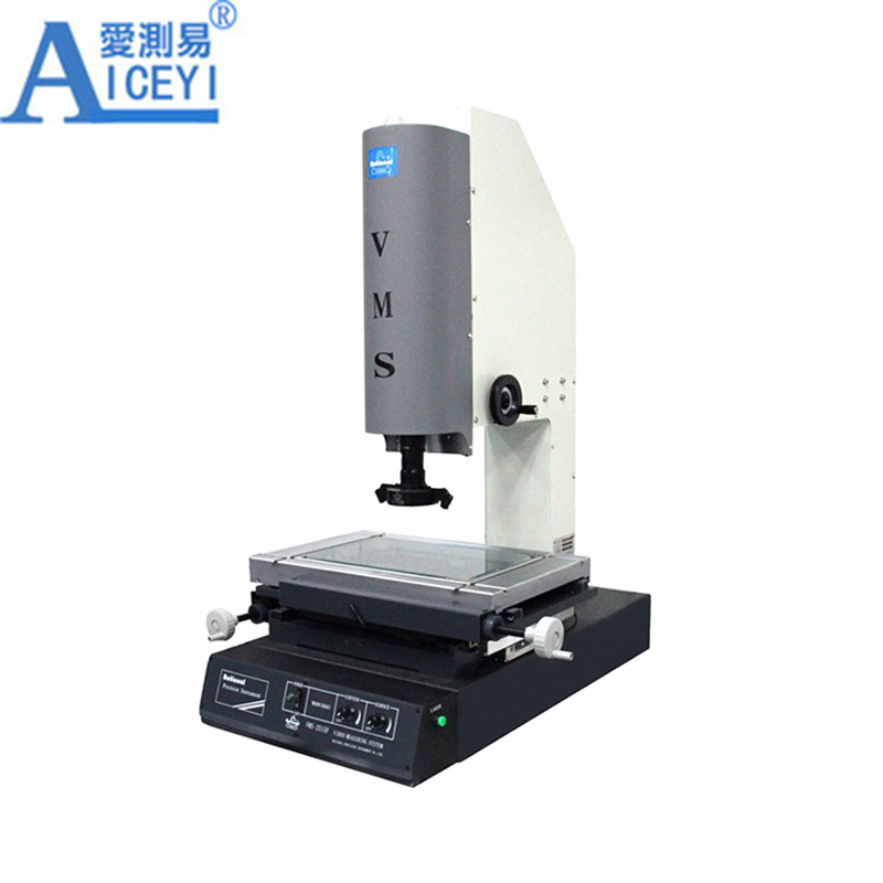 2D Manual Vision Optical Video Inspection Measuring System Instrument Machine