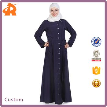 Tùy Chỉnh Mới Mô Hình Abaya Trong Dubai,Áo Abaya Dubai,Bán Buôn Dubai Quần  Áo Abaya Hồi Giáo - Buy Mô Hình Mới Abaya Trong Dubai,Áo Abaya Dubai,Bán
