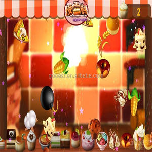 indoor soft playground interactive projection game software