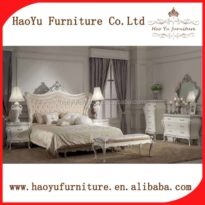 Sm Neo Classic Furniture Chinese Classic Luxury Bedroom