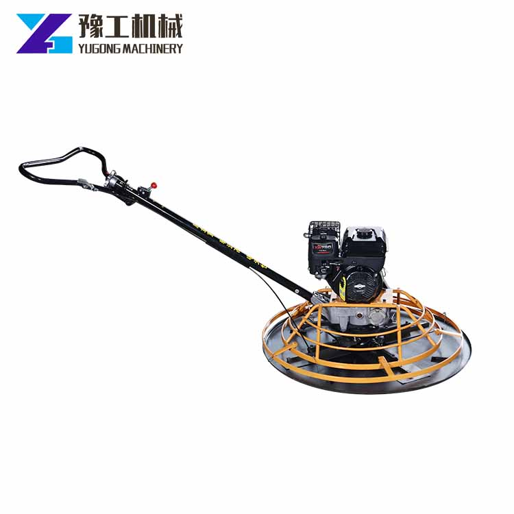 YG Best price construction tools power trowel concrete finishing machine Manufacturer