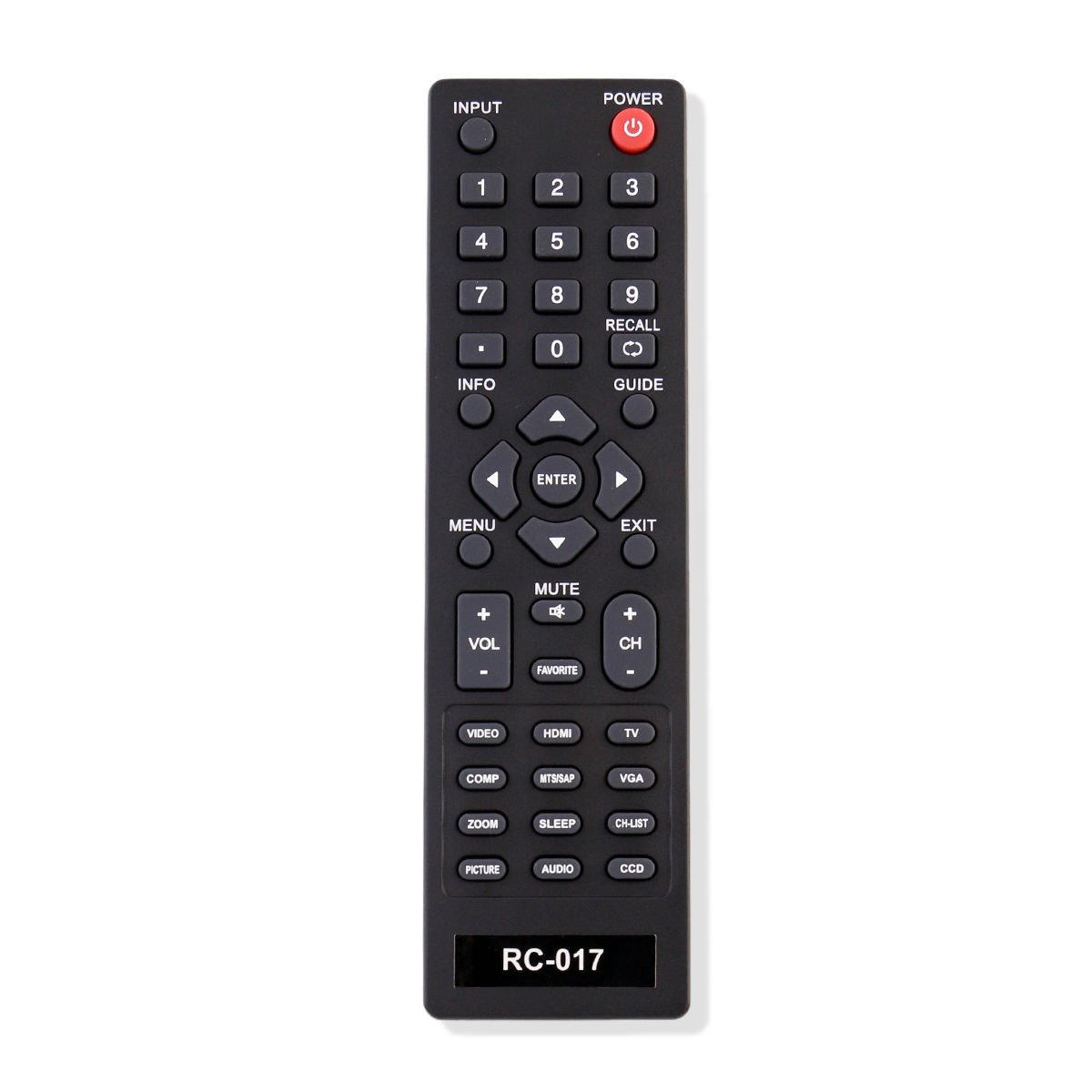 "Replacement LCD/LED TV Remote Control Controller For Dynex 15"" 19"" 24"" 26"" 32"" 40"" 46"" 55"" LCD/LED TV"