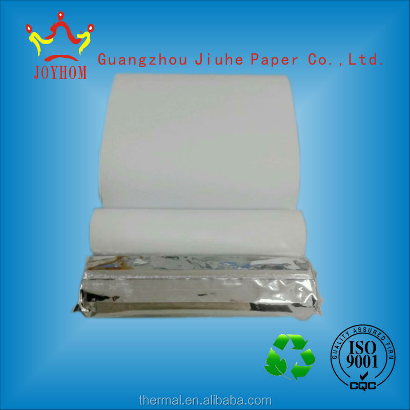 Top ranking and good price 50gsm couche thermal paper 57mm
