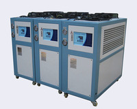 1HP 2HP 3HP 4HP 5HP 6HP 10HP 7HP Mini air cooled industrial water chiller