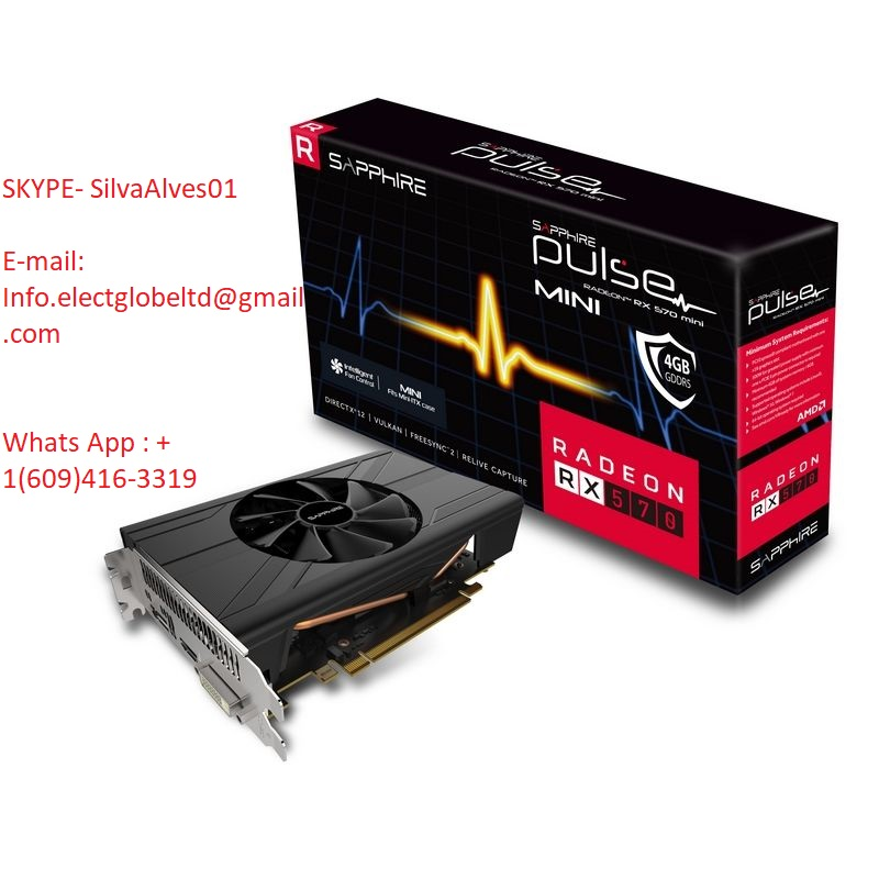 Original BUY 5 GET 3 FREE Sapphire NITRO+ Radeon RX 480 8GB GDDR5 PCI-E Gaming 8GB