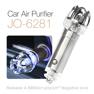 Worldwide Best Selling Automotive Automobile Interior Car Accessory (Ionic Car Air Purifier Ionizer JO-6281)