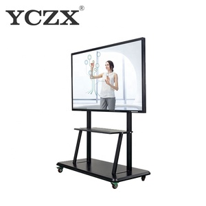 High Quality Magic Whiteboard, Low Price Smart Interactive Whiteboard with 98 Inch LCD Display