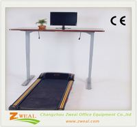 used for sale adjustable table height mechanisms ergonomic l shaped electric executive computer desk