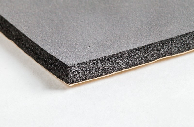 Self Adhesive Sponge Rubber Insulation Sound Insulation