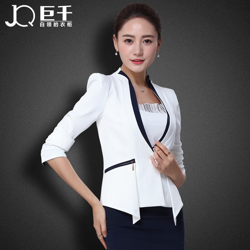 Juqian Brand Best Price Women 2-pieces Formal Business Suits Pants